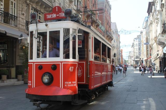 Istanbul - Tram