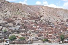 Cidades perdidas no meio de terra e areia