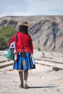 O dia a dia no interior da Bolívia